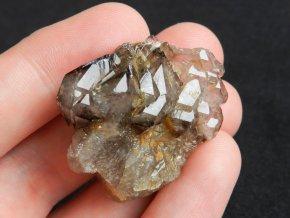 zahneda elestial krystal pravy cesky kamen obrazky 1