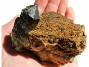 zahneda podlozkova kamen krystal ortoklas spice vysocina obrazky 1