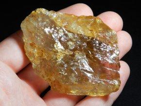 zahneda prusvitna barevna kamen prirodni surovy mineral 1