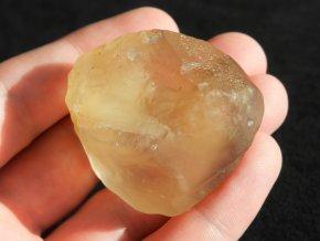 citrin prirodni surovy kamen pravy cesky ohlazeny kulaty vysocina obrazky 1