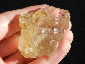 citrin zluty prirodni kamen energie prirody ezotericky cakry obrazek 1