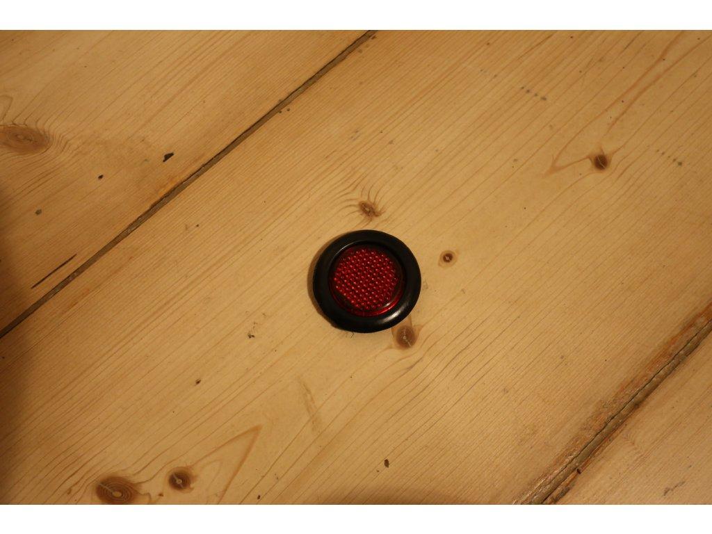 Odrazka v gumě (Jawa, ČZ)