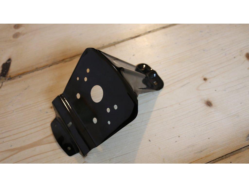 Držák zadní lampy (Jawa 634, 350 OHC) černý