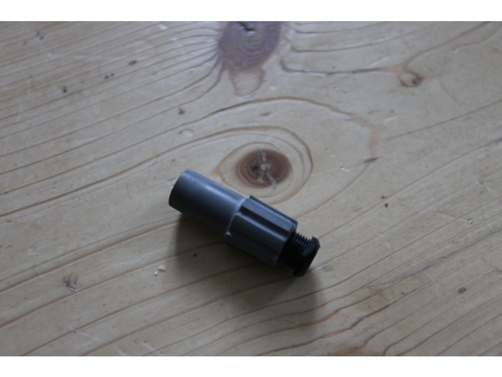 Kontrolka ČZ 487 - modrá