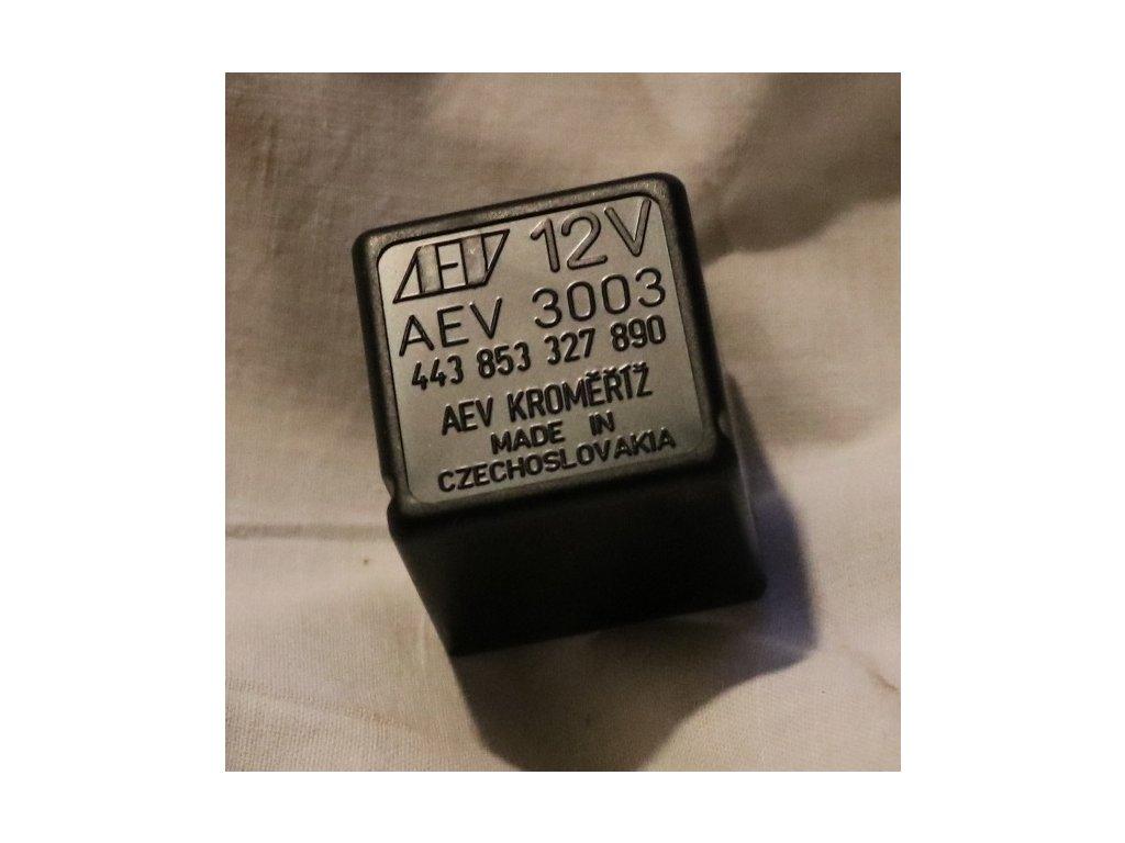 Přerušovač AEV 12V 2x10W (3853327890)