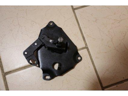 Poloautomat - držák s páčkami úplný (Jawa 634-640)