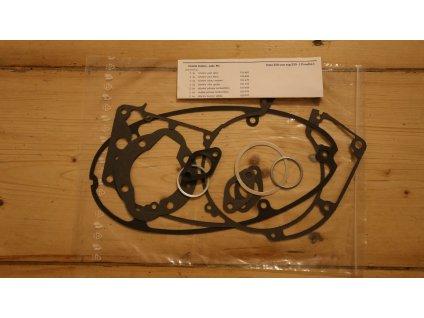 Těsnění motoru - sada 9ks ( Panelka 250/559)