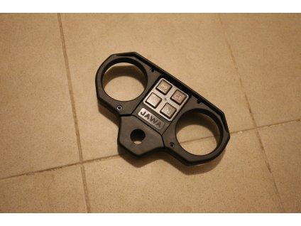 Kryt přístrojů s kontrolkami - vrchní (Jawa 640)