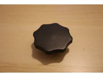 Víčko palivové nádrže (Babetta, ČZ 477) černé