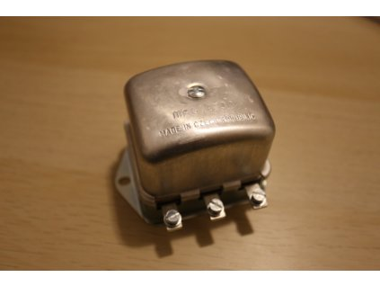 Regulátor 6V 75W - cívkový (Jawa, ČZ)