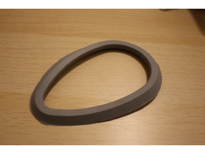 Guma ampérmetru - šedá (Pérák)