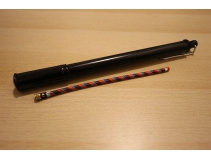 Hustilka 350mm - ocel (UNI)
