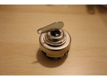 Skříňka spínací Bosch + klíček (Jawa, ČZ)