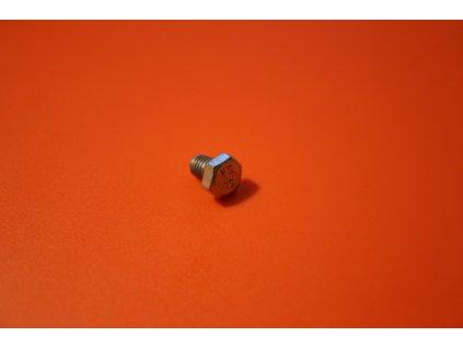 Šroub M8x10 (výpustný skříně)