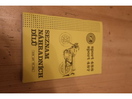Katalog ND (ČZ 125, 175/487, 488)