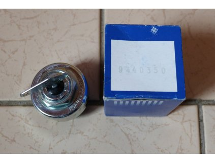 Skříňka spínací BOSH + klíček (Jawa,ČZ) orig. na šrouby
