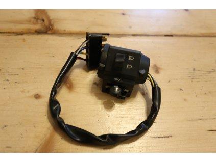 Přepínač světel blikačů + klakson (Jawa 634-640)