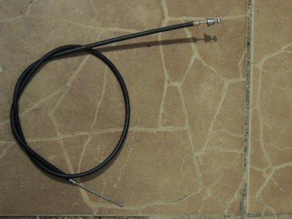 Bowden plynu ČZ 175 (plyn R+klobouk) - pro čz 175, 350, 250/ 487, 472, 485
