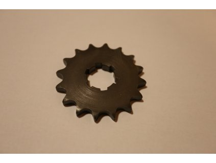 Řetězové kolo 16z. (pro Jawa 350/634-640, ČZ 175/477, 350/472) kvalitní výroba