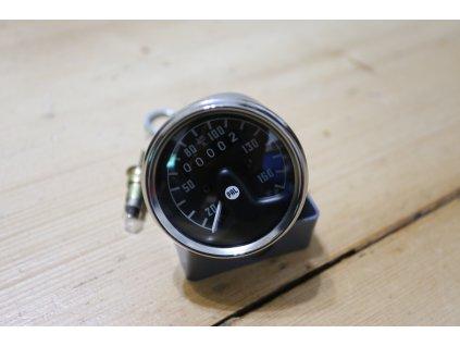 Tachometr 160 km/hod (Californian) 60 mm