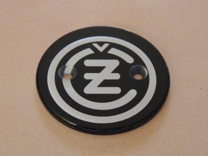 ČZ 477 - Logo nádrže (sada 2 ks)