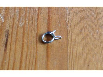 Objímka palivové hadičky 6/10 mm
