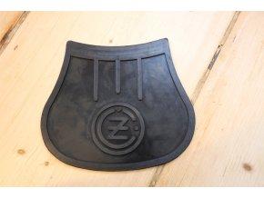 Zástěrka blatníku - logo ČZ (profilovaná)