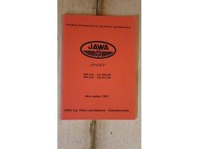 Katalog ND (Sport Jawa 250/590, 350/361)