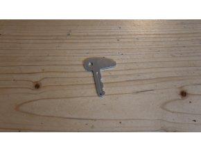 Klíček ampérmetru (Pérák, Kývačka)