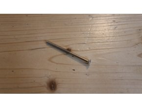 Šroub ampérmetru - čočková hlava(pérák, kývačka)