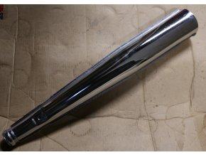 Plášť výfuku P - násuvka ( ČZ 250/471, 350/472 )