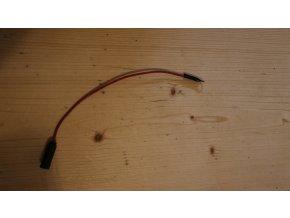 Kabel akumulátor - pojistka (pro čz 487, 472)