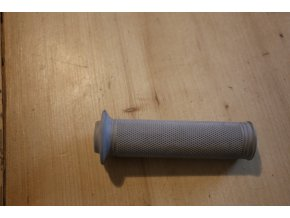 Návlečka řidítek šedá - levá (Kývačka, Panelka)