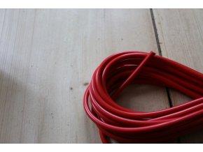 Kabel vysokonapěťový - červený bm