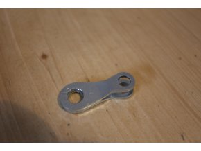 Ramínko klíče brzdy ( S 23, Jawa - dvouklíč ) zinek