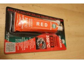 Pasta silikonová - červená 85g (UNI)