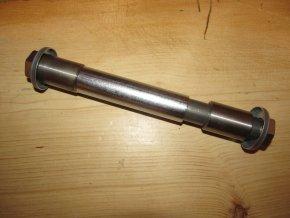 Čep zadní kyvné vidlice - komplet  (JAWA 634-640)