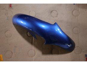 Blatník přední (JAWA 638-640, ČZ 180) - modrý