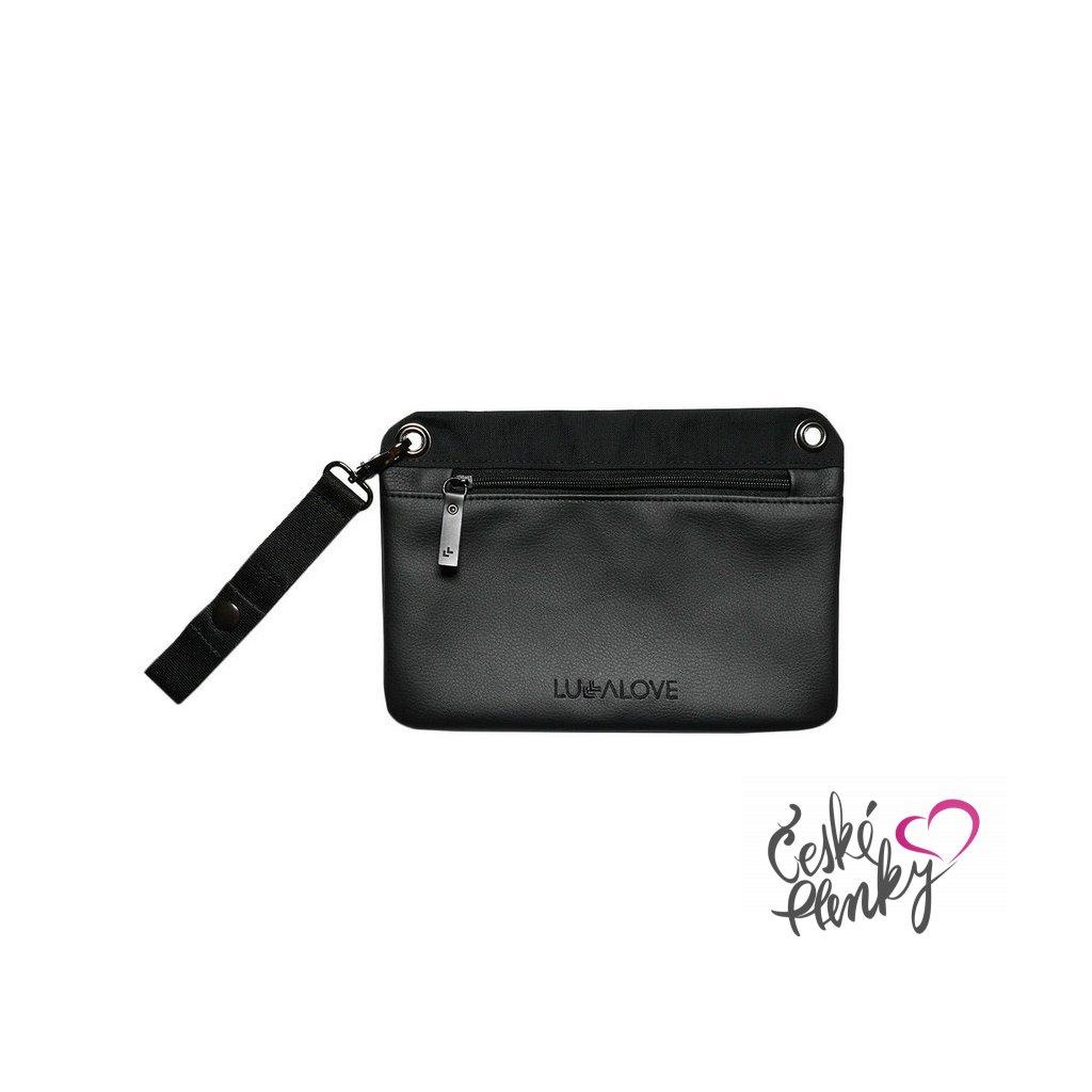 Malá kabelka pře rameno Černá