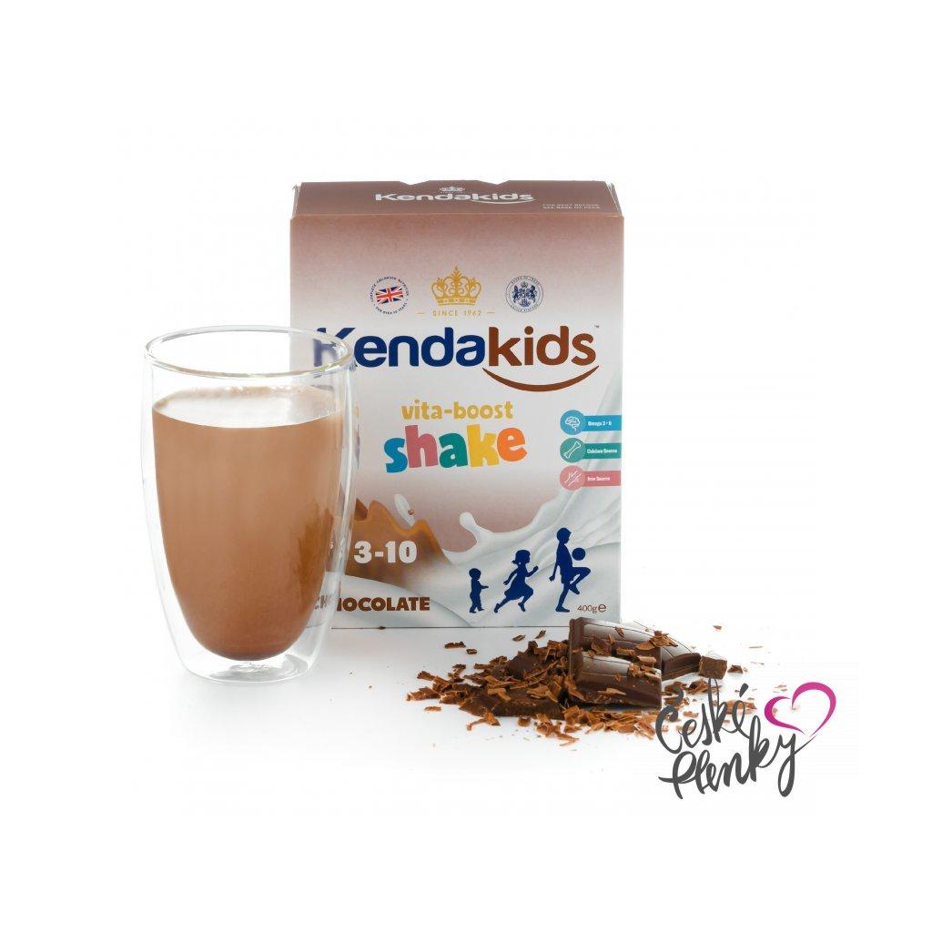 893 1 shake cokolada potravina