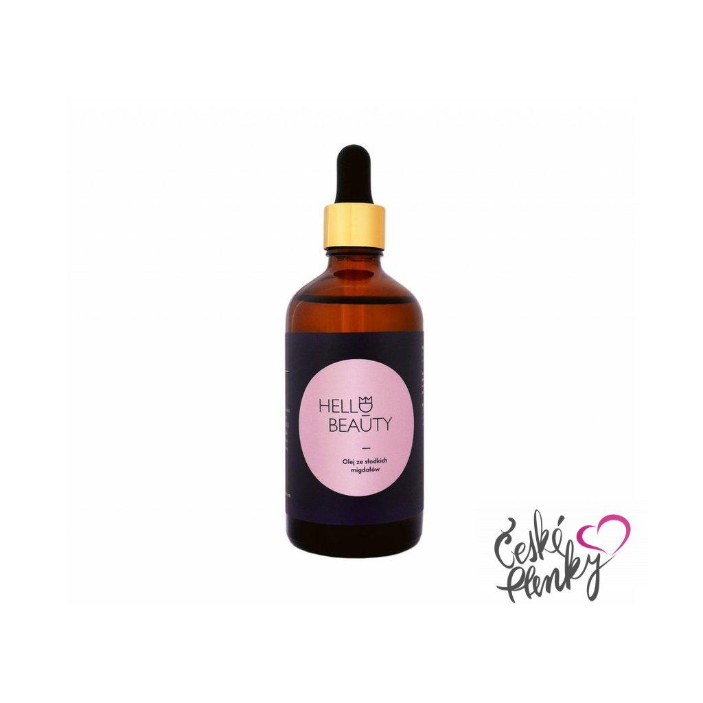 Olej ze sladkých mandlí 100ml