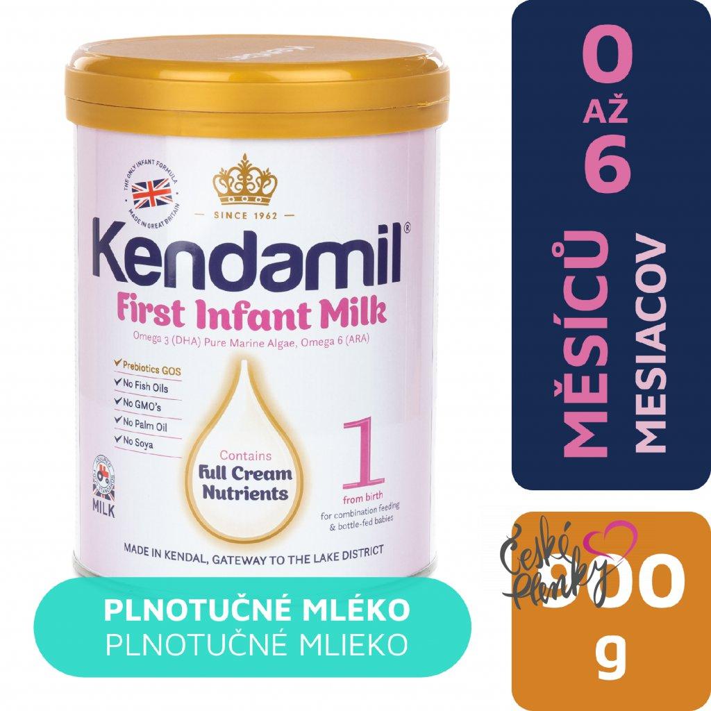 Kendamil kojenecke mleko 900g 5056000500069