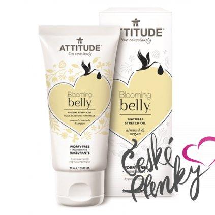attitude blooming belly olej