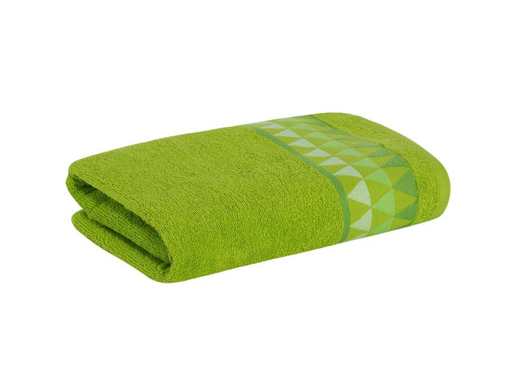 Osuška VERGA zelená