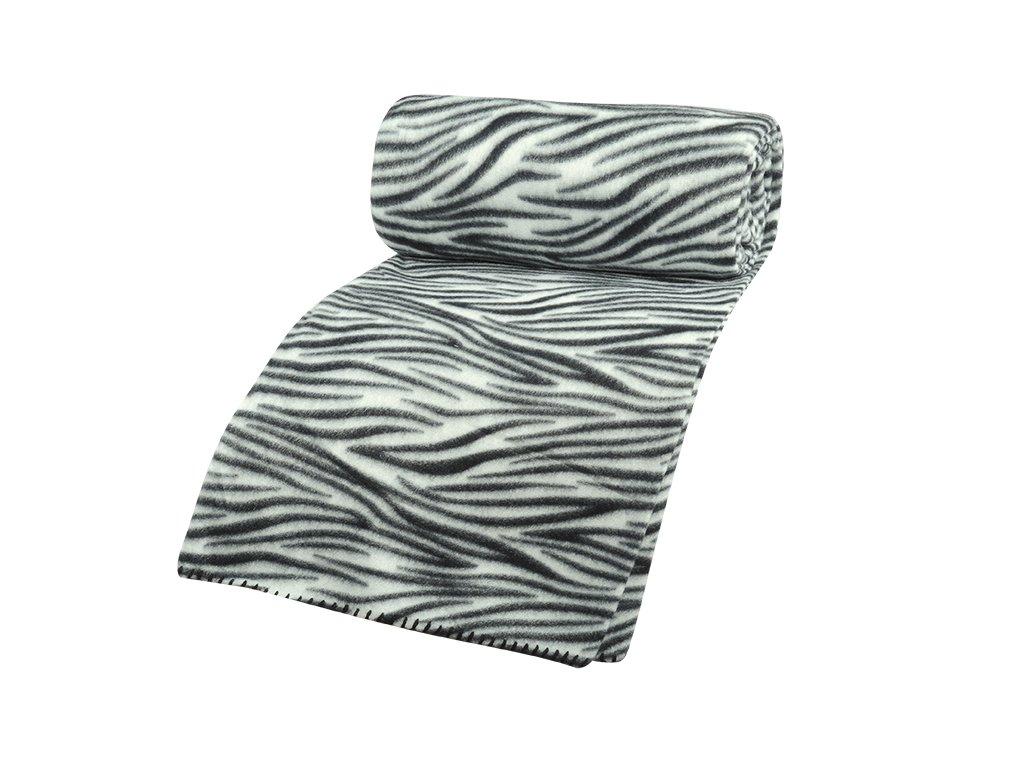Maxi deka fleece CLARA