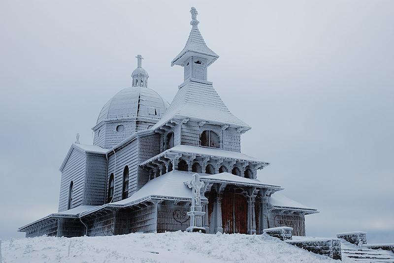 Advent, Vánoce a zima v Beskydech — podle Besky