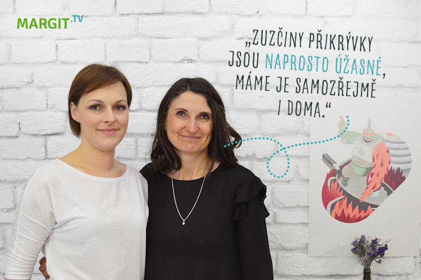 O našich vlněných přikrývkách s Margit Slimákovou