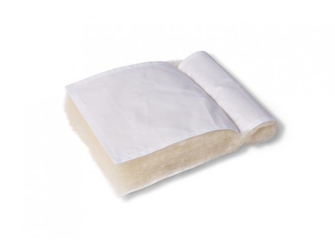 Vlněný polštář PES 90x70 cm