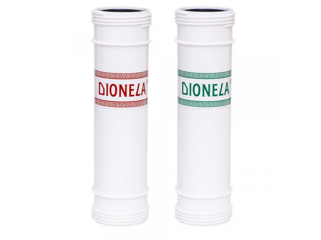 Regenerace filtru Dionela F2-3DUO