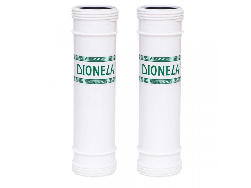 Regenerace filtru Dionela F2DUO